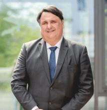 Martin Paul: Der neue Rektor